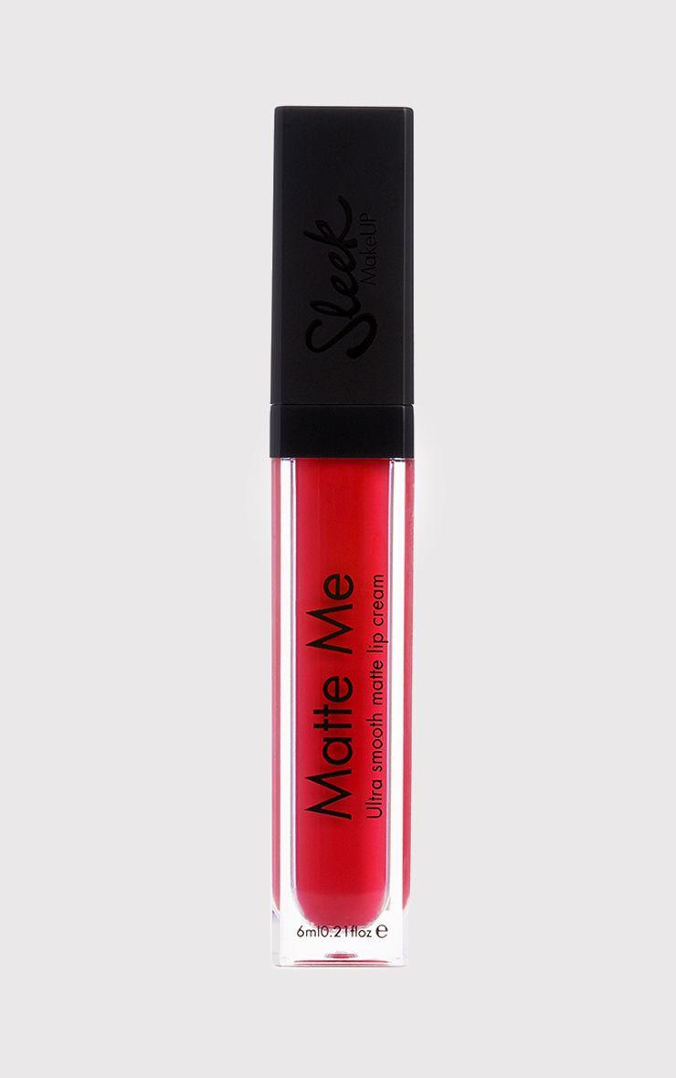 Sleek Party Pink Matte Me Liquid Lipstick 1