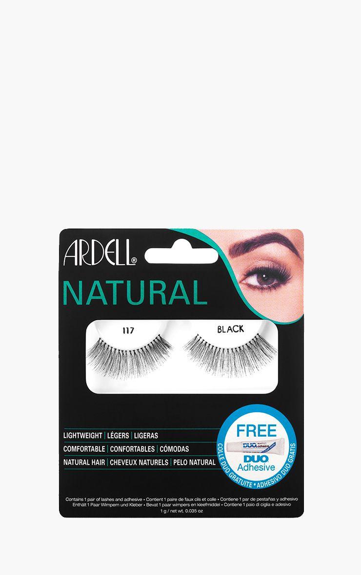 Ardell 117 Black False Eyelashes