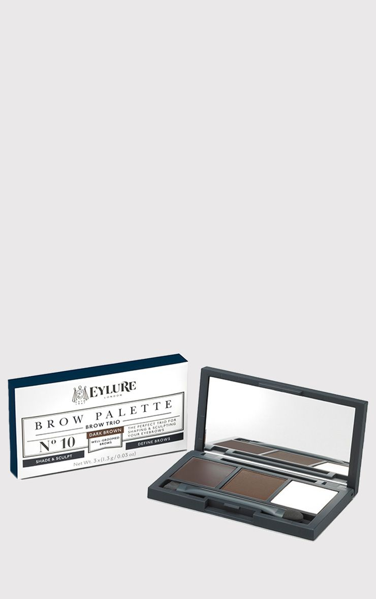 Eylure Dark Brown Brow Palette