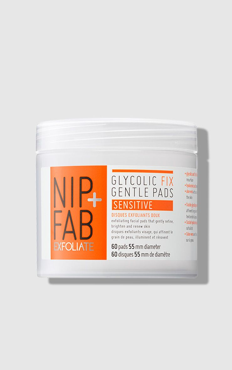 Nip Fab Glycolic Fix Sensitive Pads