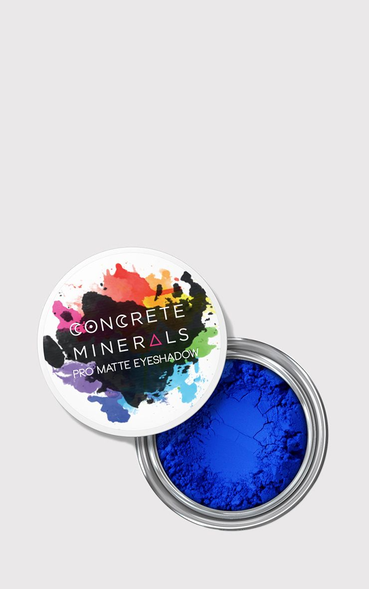 Concrete Minerals Bulletproof Pro Matte Eyeshadow