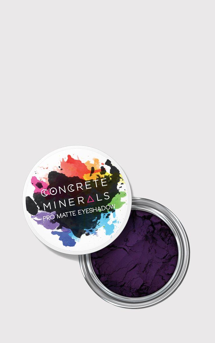 Concrete Minerals Queen Pro Matte Eyeshadow