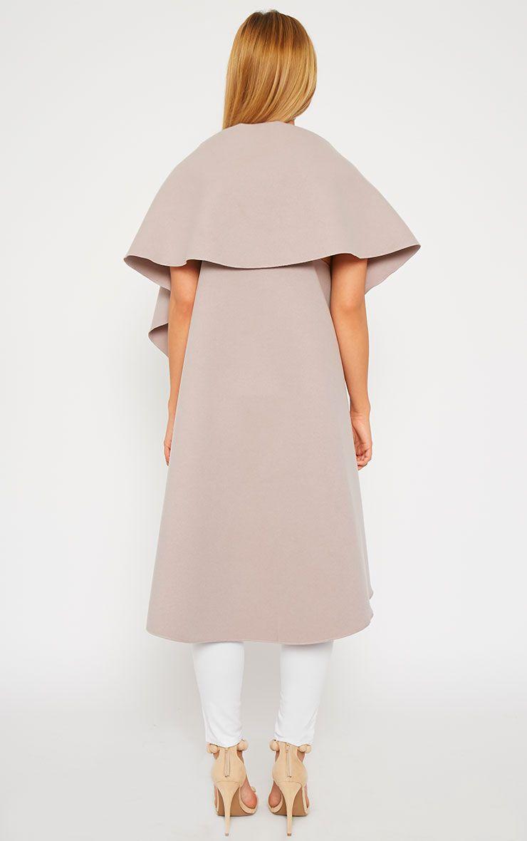 Vivian Dusty Pink Waterfall Waistcoat 2