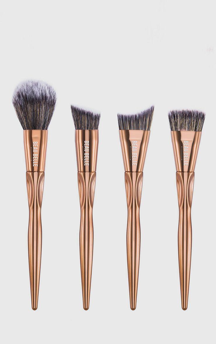 Beau Belle Brushes Metallic Sculpting Set  1