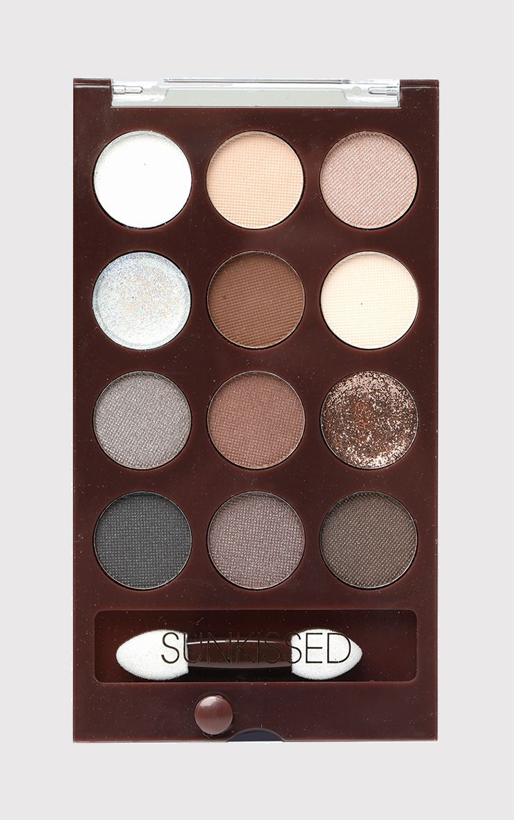Sunkissed Ready For Anything Eyeshadow Palette