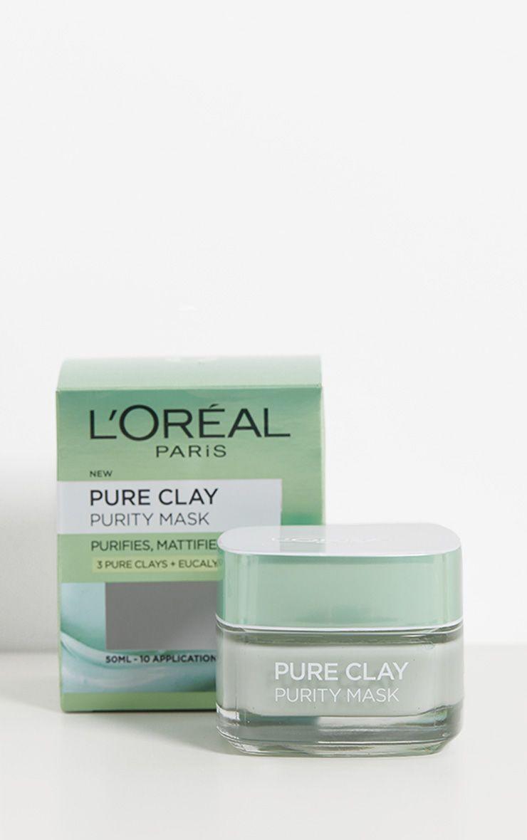 L'Oréal Paris Pure Clay Purity Mask