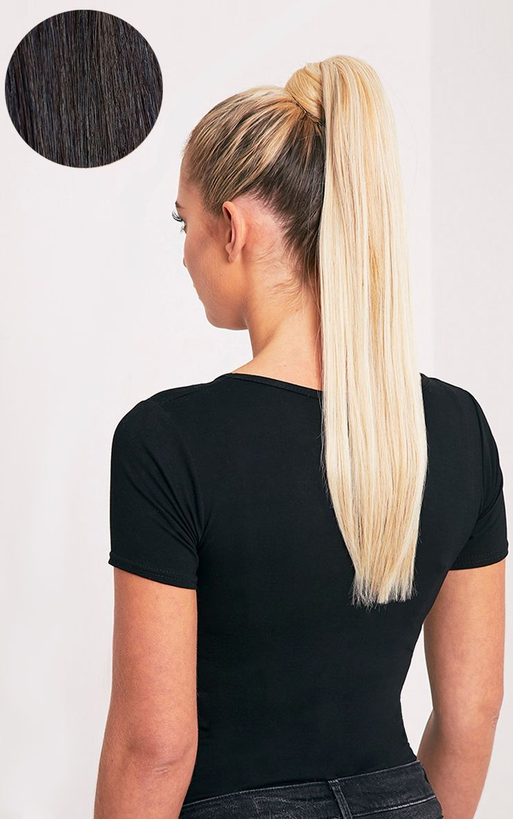 Beauty Works Ebony Sleek Ponytail