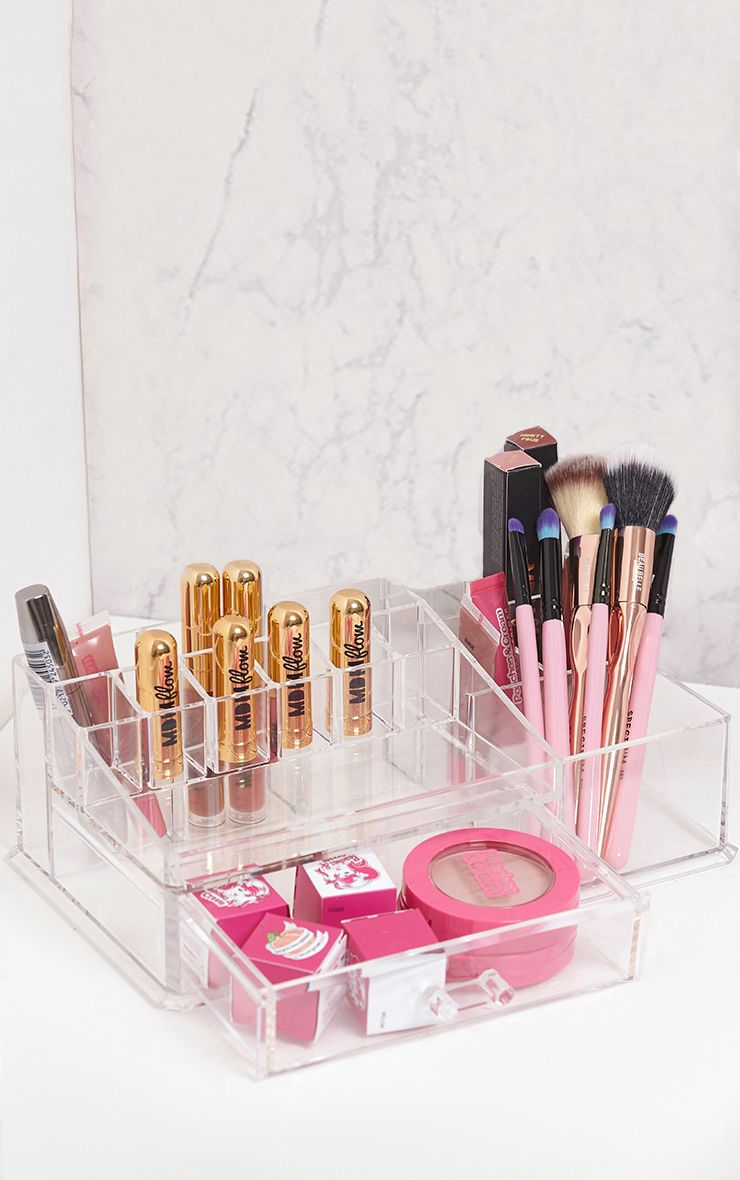 Technic Clear Cosmetics Organiser