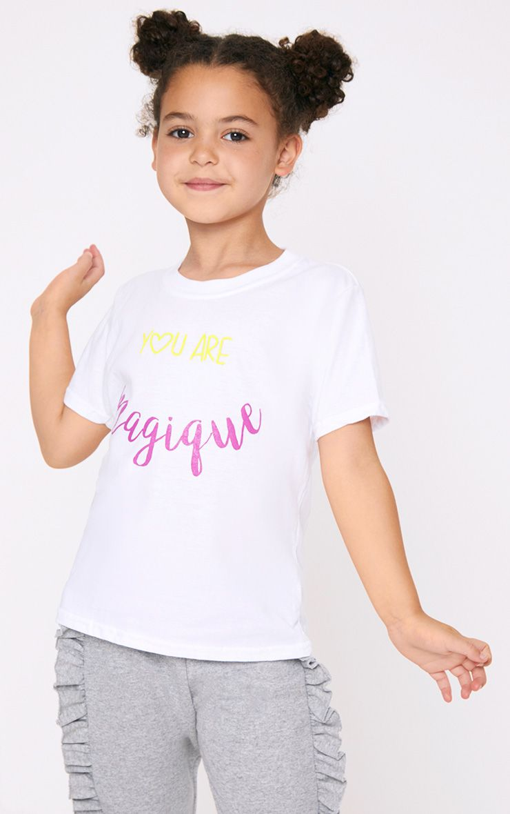 You Are Magique White T Shirt