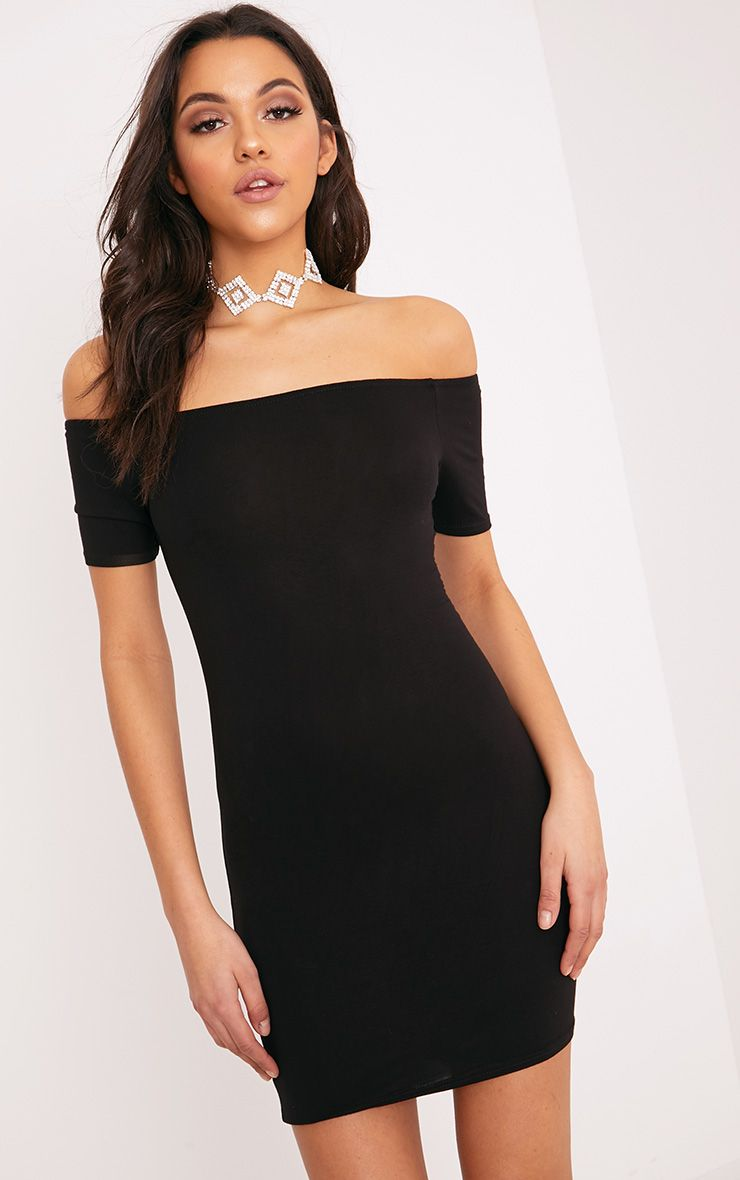 Short Black Party Dresses and Little Black Dresses Every lady needs the perfect little black dress (LBD) in her closet. Whether you are going to a semi-formal, black-tie event, or just on a hot date, a black cocktail dress is always the right choice.