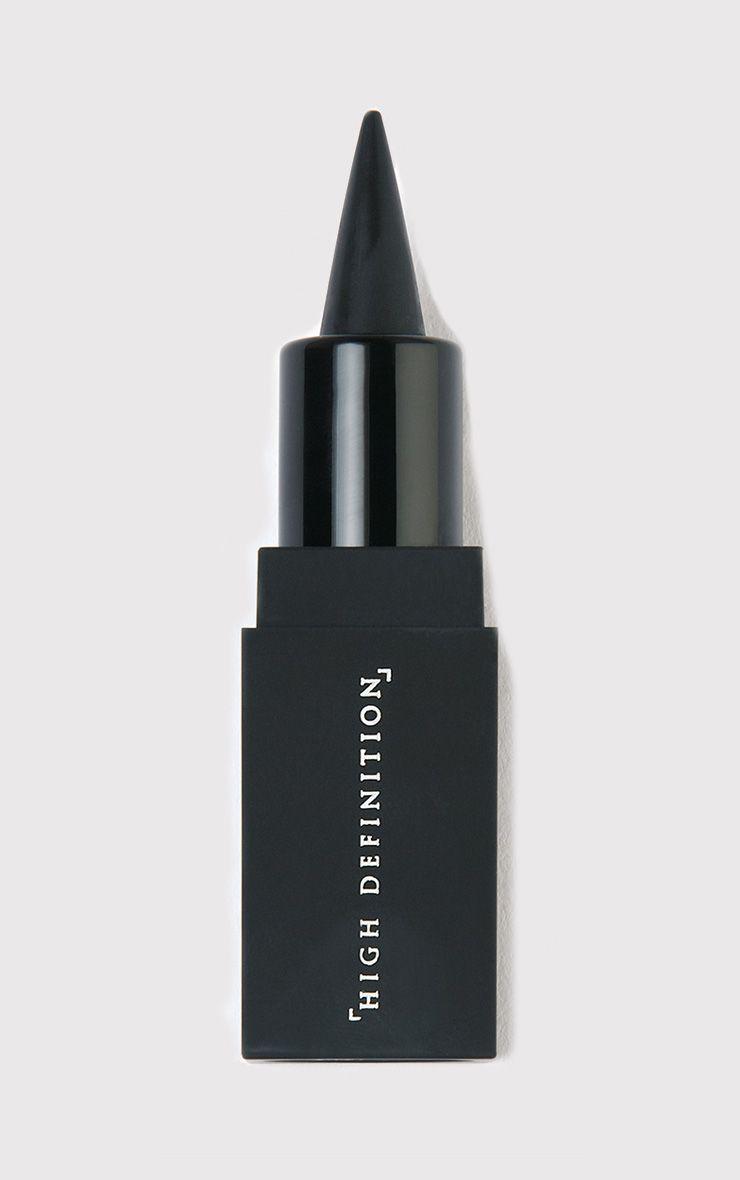 HD Brows Intense Black Kajal Eyeliner