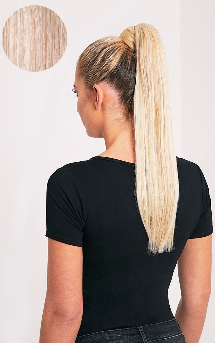 Beauty Works Bohemian Sleek Ponytail