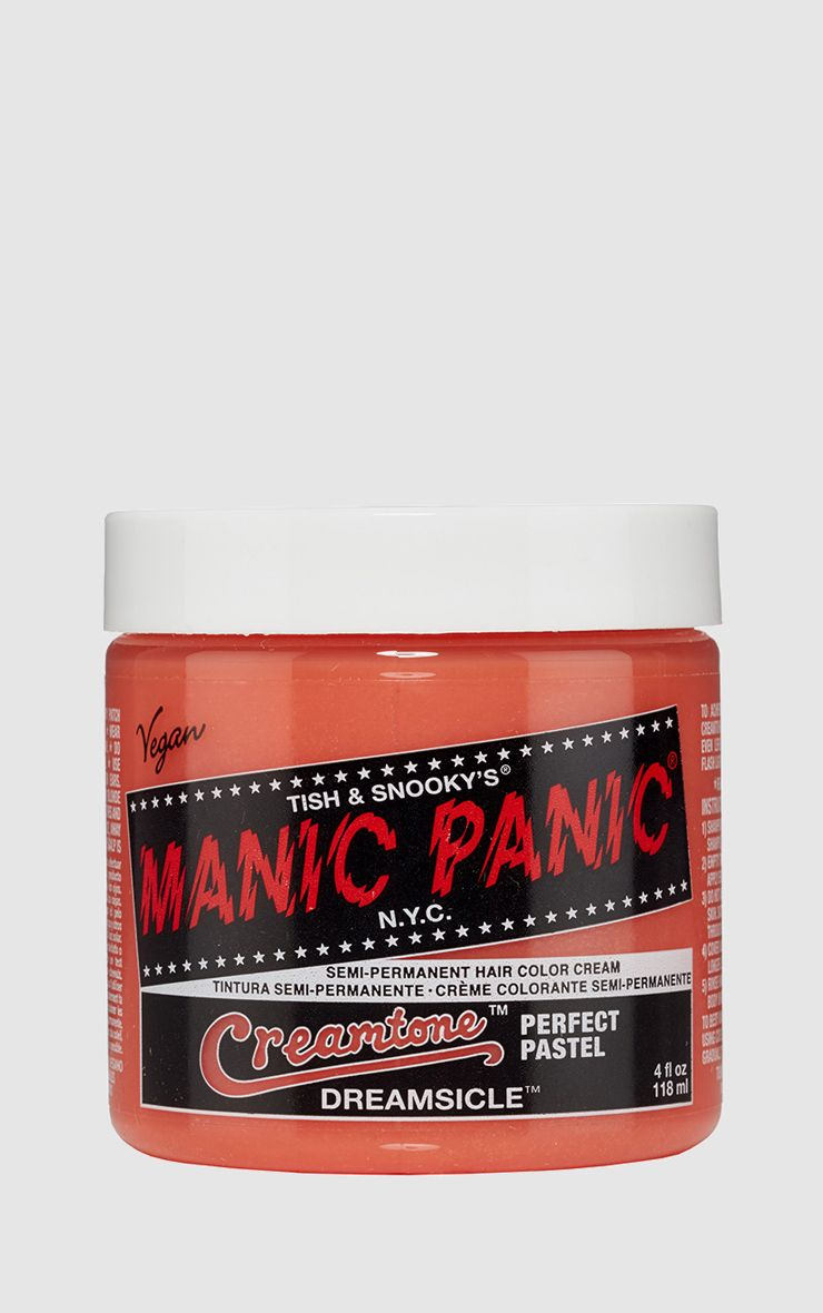Manic Panic Perfect Pastel Hair Colour - Dreamsicle