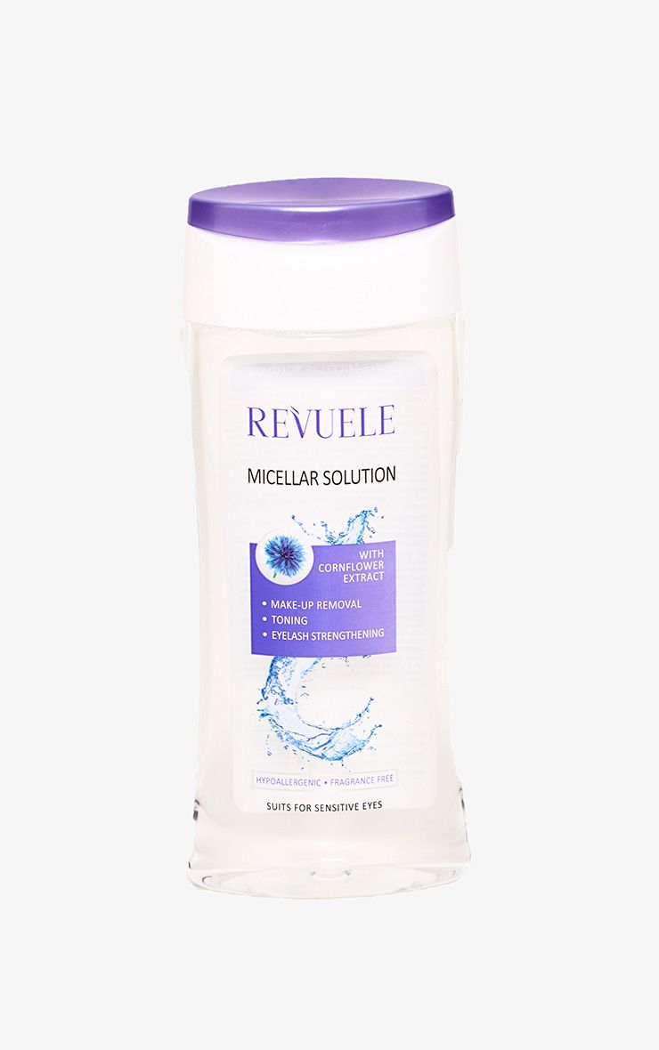 Solution micellaire yeux sensibles Revuele