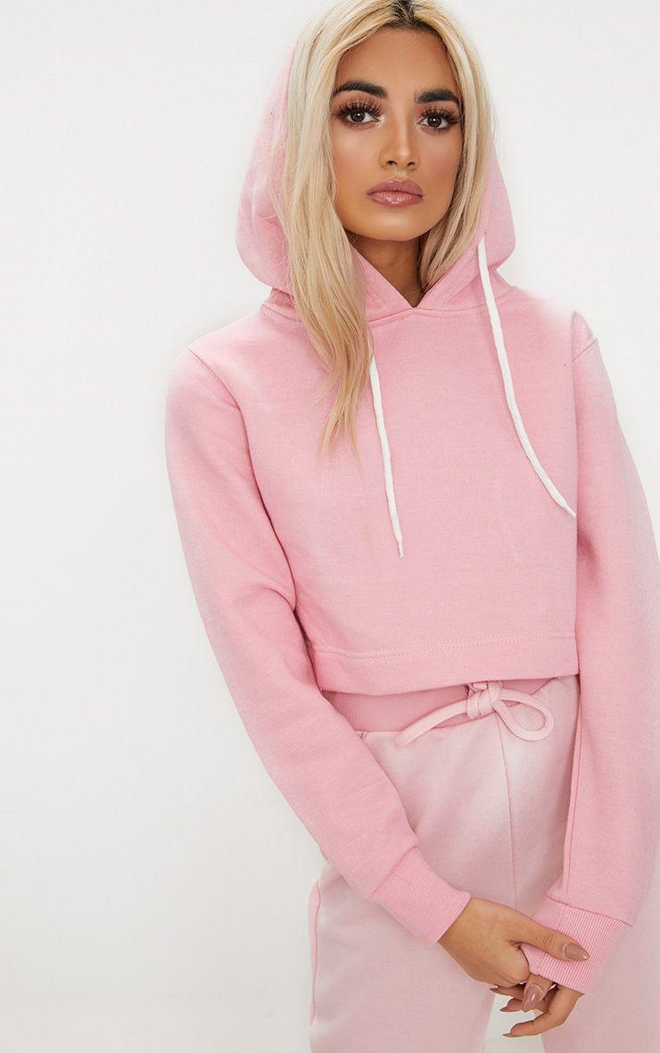 Baby Pink Ultimate Fleece Hoodie
