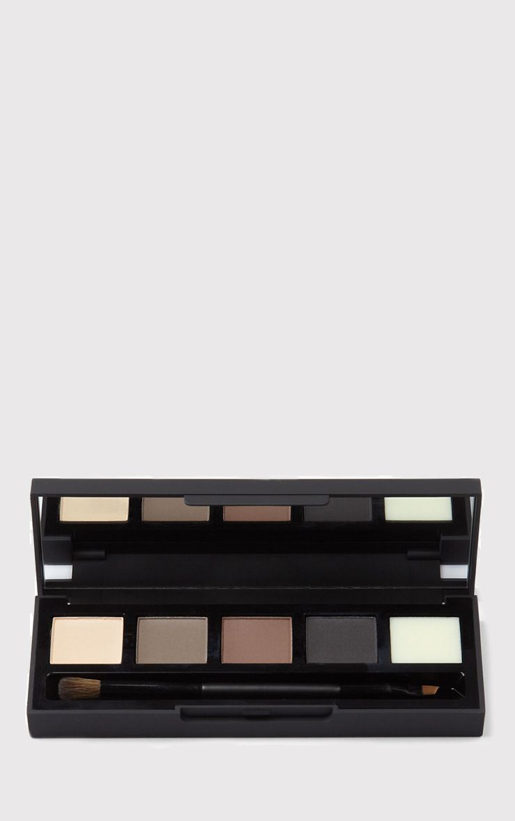 High Definition Beauty Vamp Eye & Brow Palette