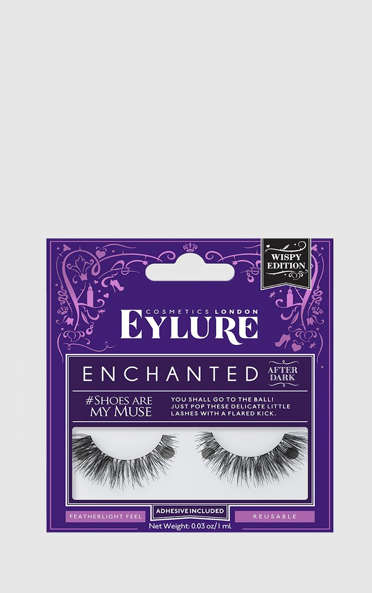 Eylure Enchanted- Shoes Are My Muse Lashes