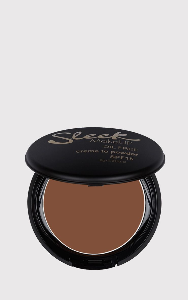 Sleek Hot Chocolate Crème To Powder Foundation