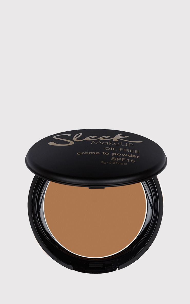 Sleek Latte Crème To Powder Foundation