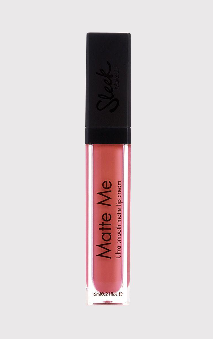 Sleek Birthday Suit Matte Me Liquid Lipstick