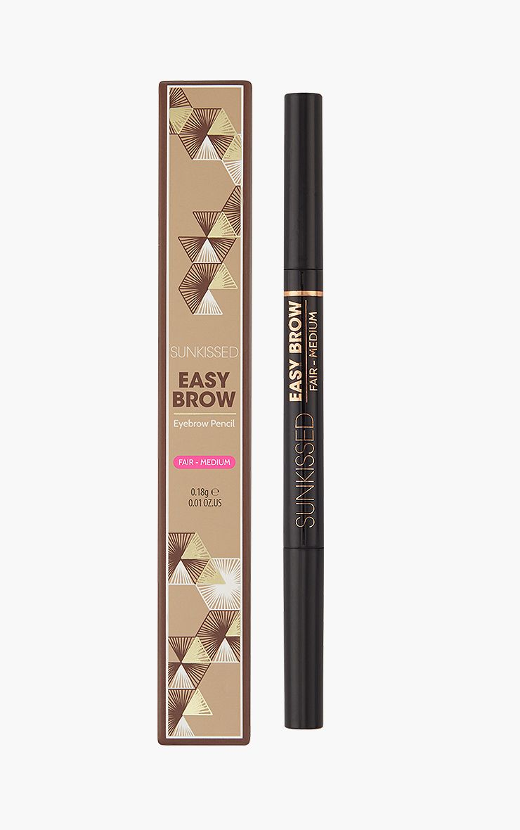 Sunkissed Fair/Medium Easy Brow