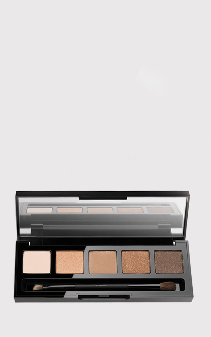 High Definition Beauty Foxy Eyeshadow Palette