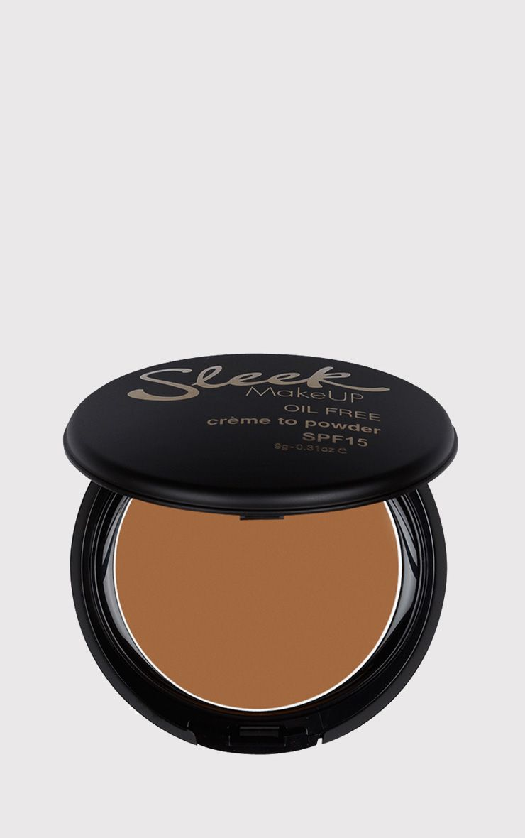 Sleek Terracotta Crème To Powder Foundation
