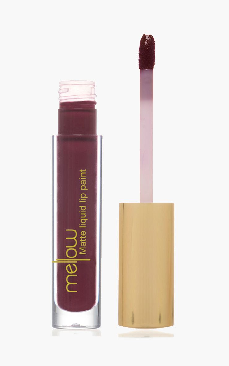 Mellow Cosmetics New York Liquid Lipstick