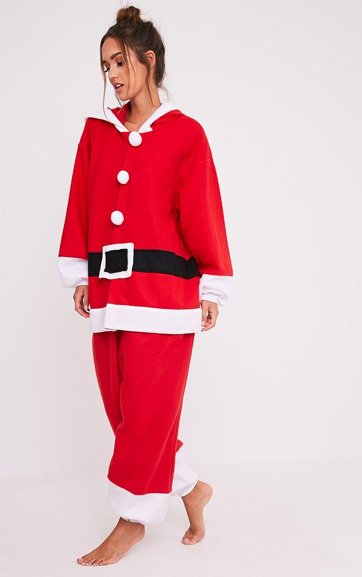 Santa Clause Onesie 1