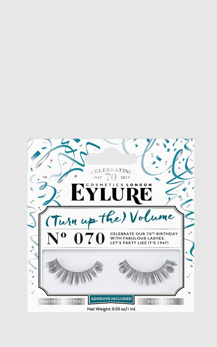Eylure Falsh Lashes Limited Edition No. 070  1