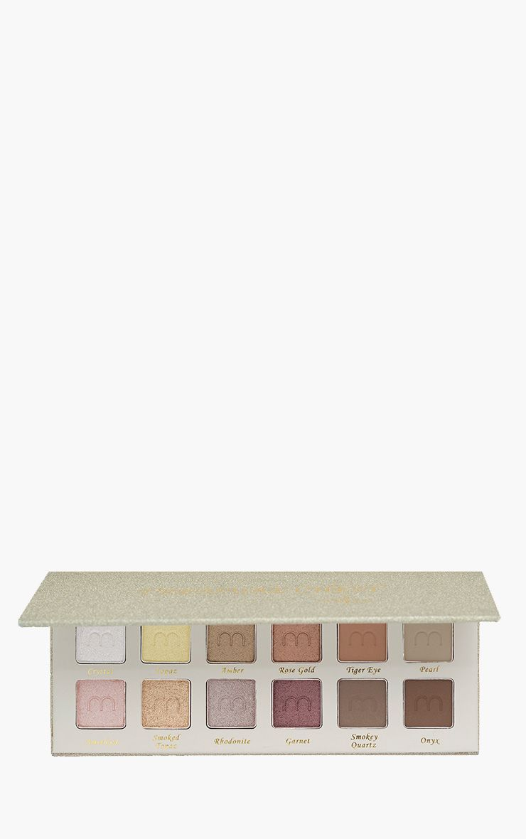 Mellow Cosmetics 12 Colour Treasure Chest Palette