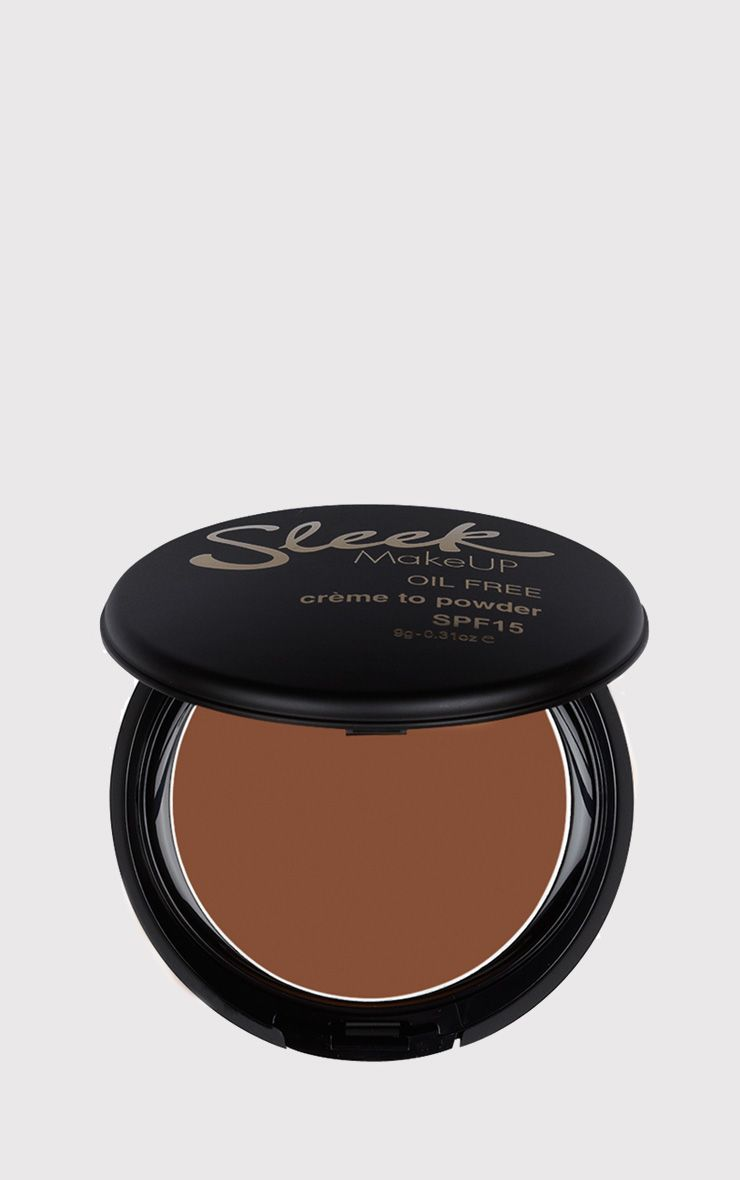 Sleek Henna Crème To Powder Foundation