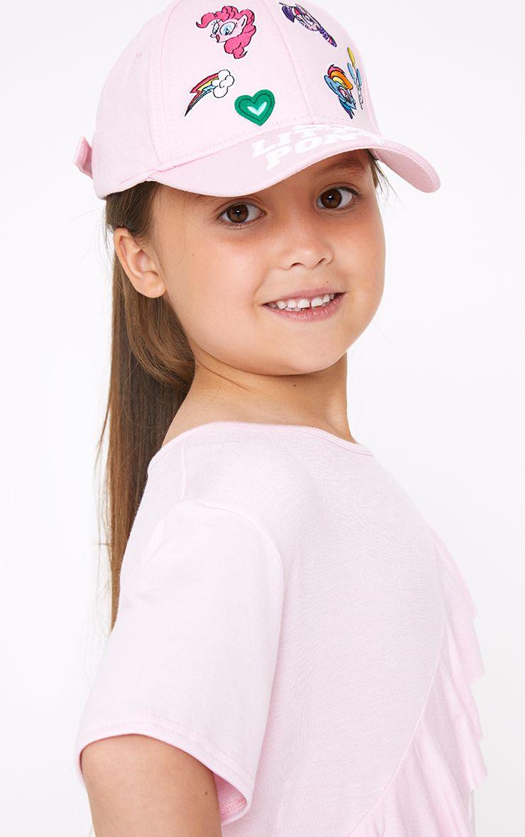 Casquette rose Mon petit poney