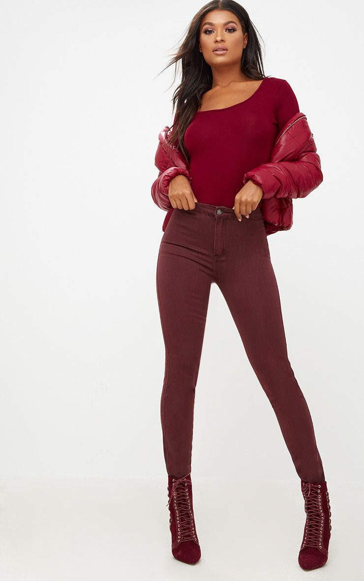 Get the best deals on maroon high waisted jeans and save up to 70% off at Poshmark now! Whatever you're shopping for, we've got it.