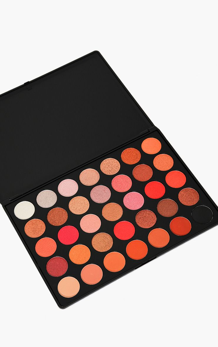 Kandi Cosmetics palette Warm Summer