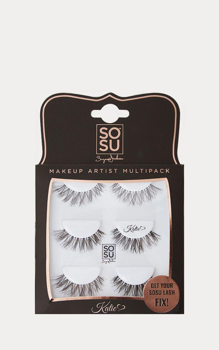 SOSU Katie Multipack False Eyelashes