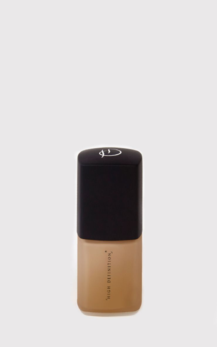 High Definition Beauty Honey Fluid Foundation