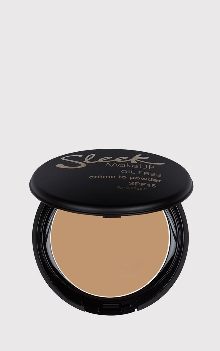 Sleek Barley Crème To Powder Foundation