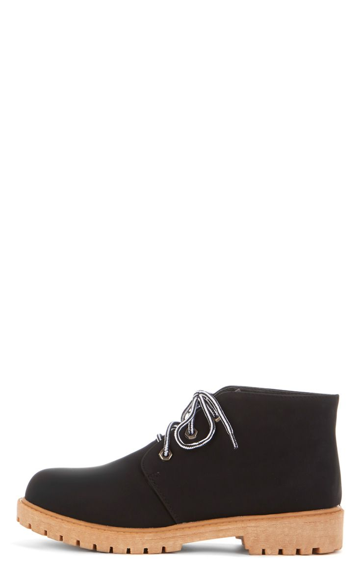 Iyanna Black Desert Boot  1
