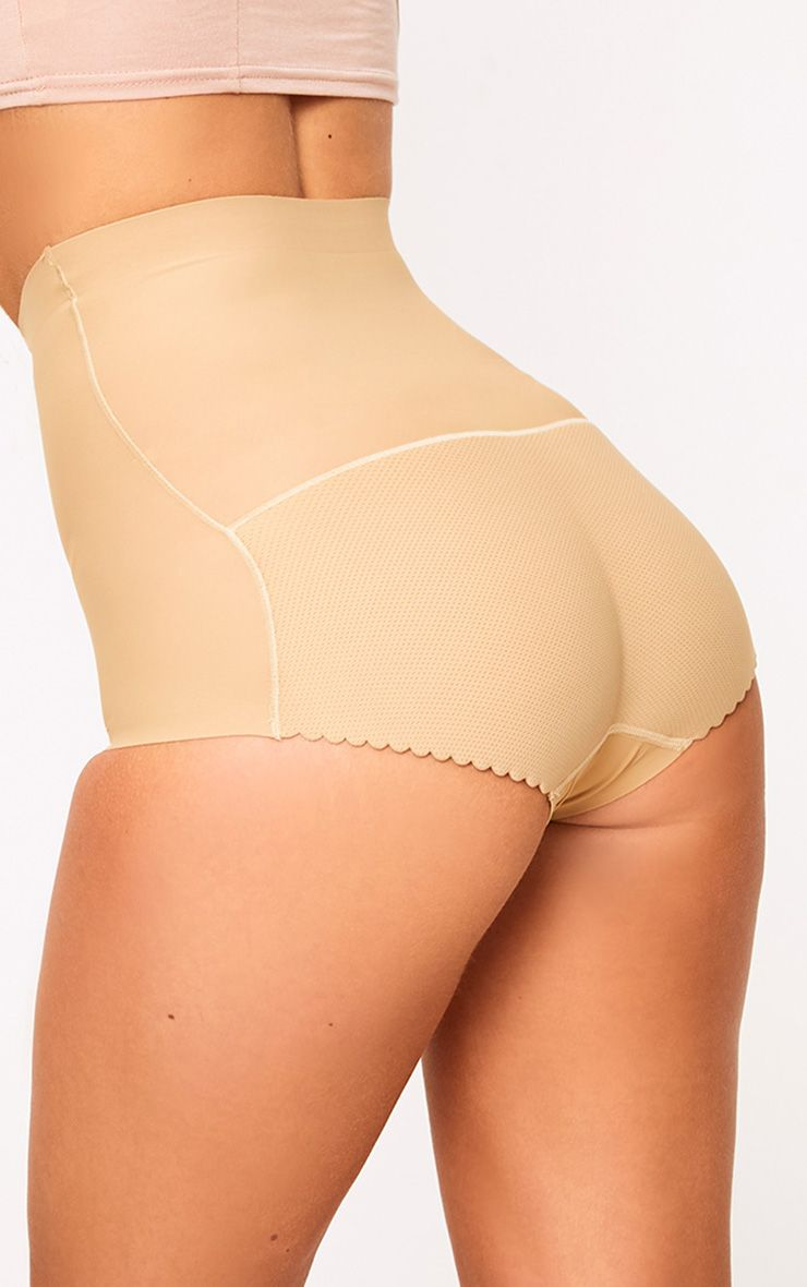 Nude Shapewear High Waisted Control Pants