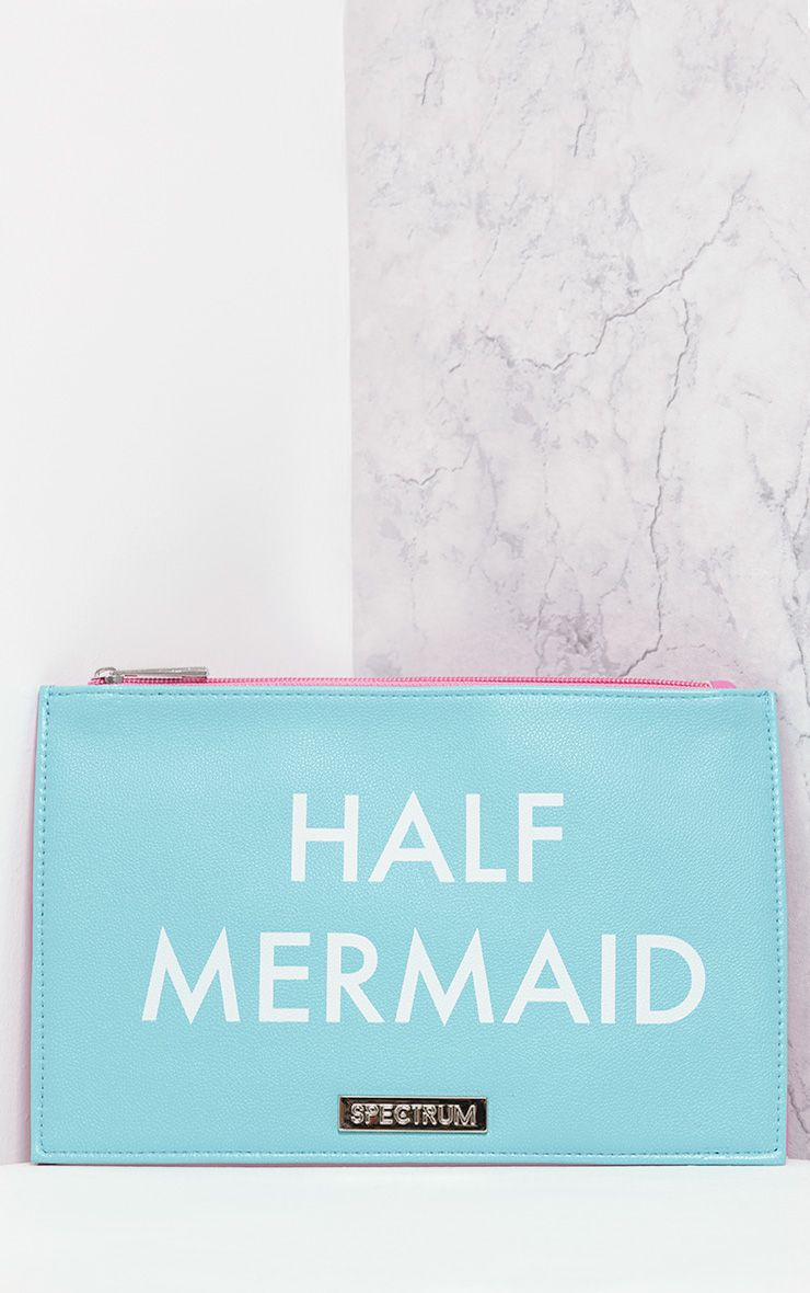 Spectrum Blue Mermaid/Unicorn Bag
