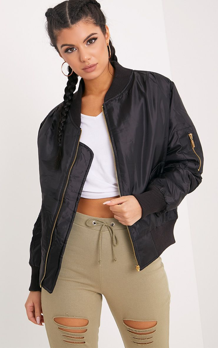 Women aviator jacket
