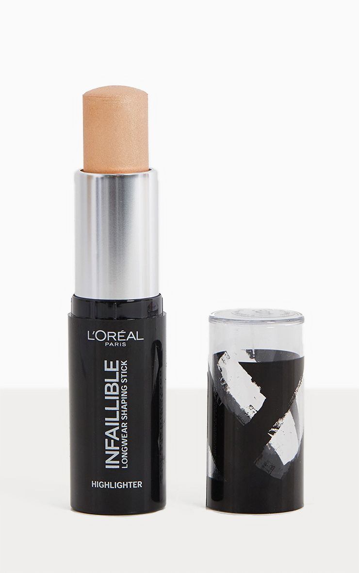 L'Oréal Paris Infallible Stobe Highlight Stick 502 Gold Is Cold