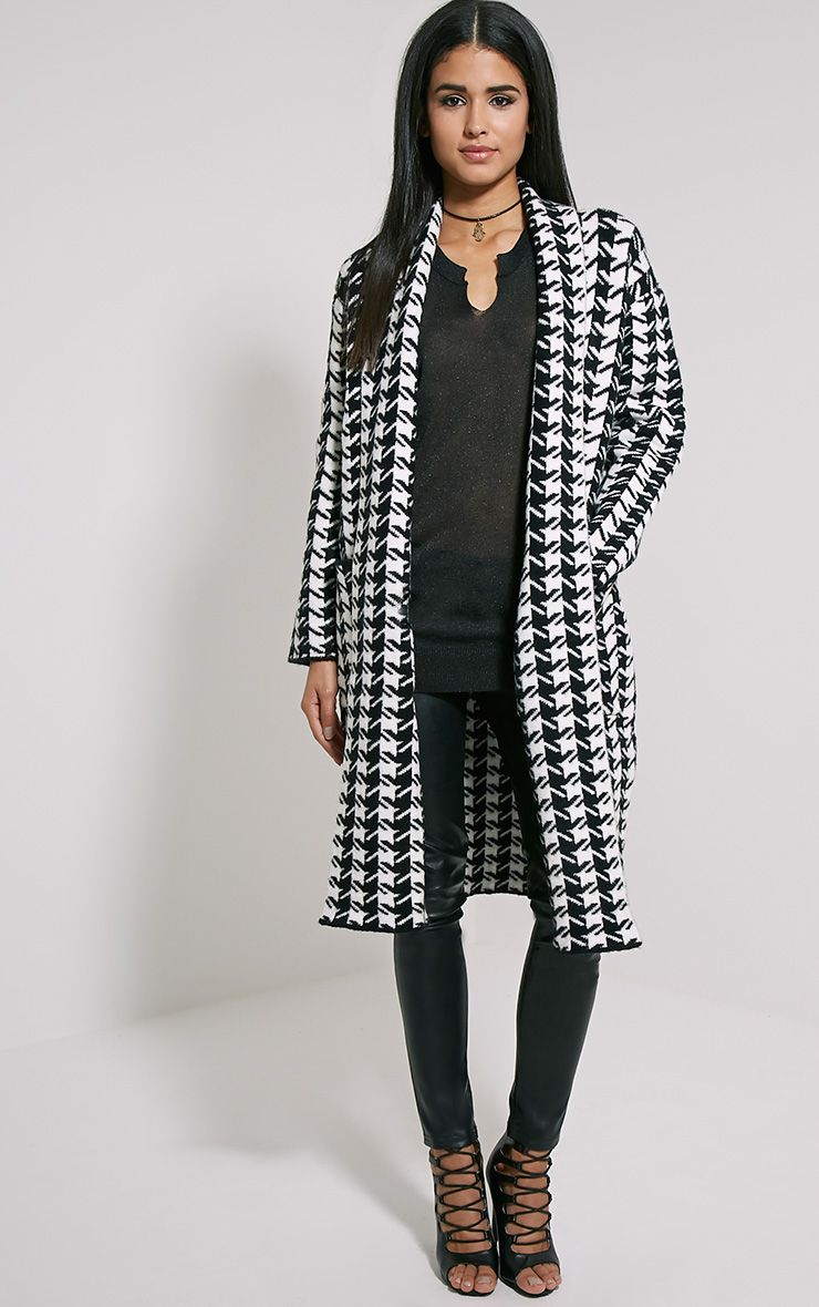 Laurie Dogtooth Coat 1