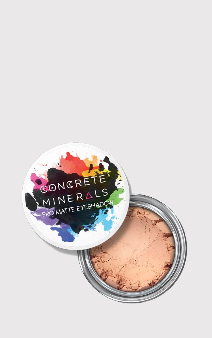 Concrete Minerals Cosmonaut Pro Matte Eyeshadow