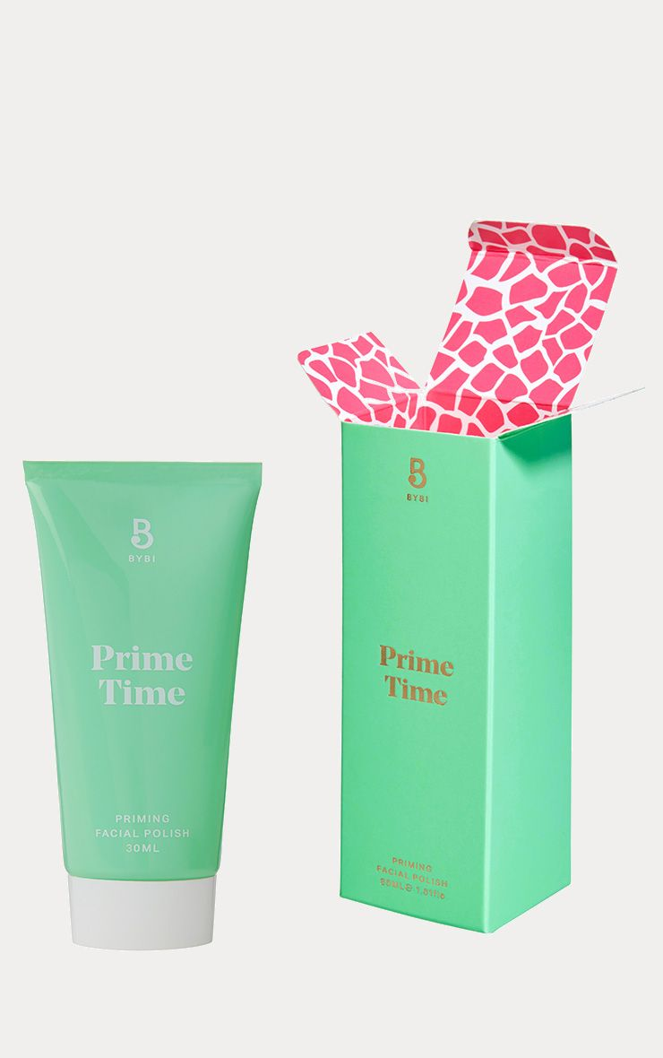 BYBI Prime Time - Priming facial polish