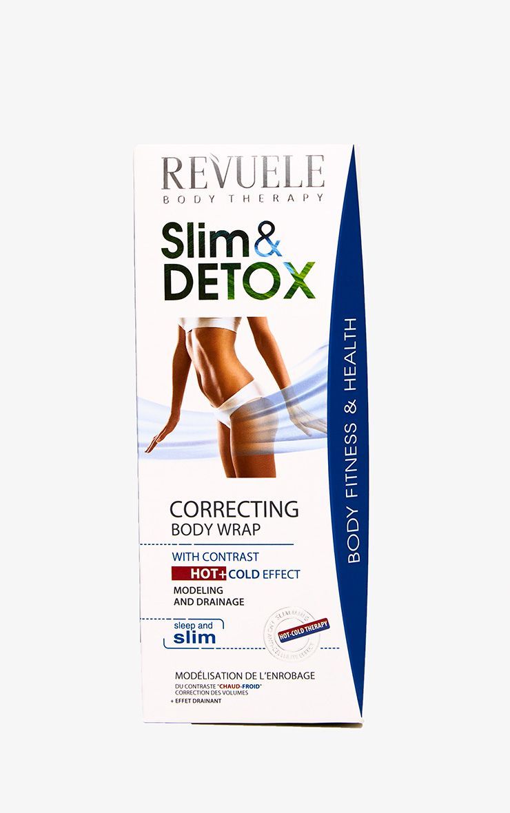 Revuele Slim & Detox Body Correction Hot & Cold Wrap Cream