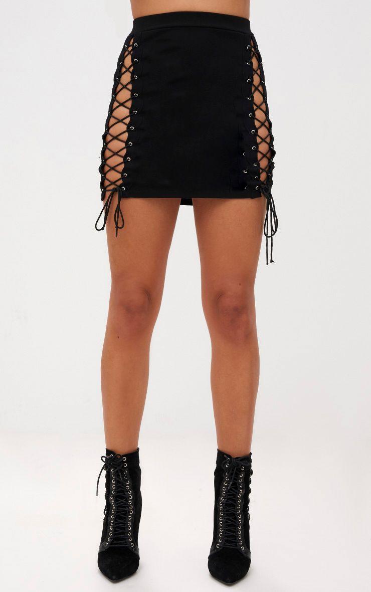 Mini skirt black porn-2188