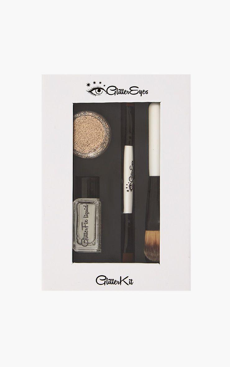 GlitterEyes Shimmering Sand Glitter Kit
