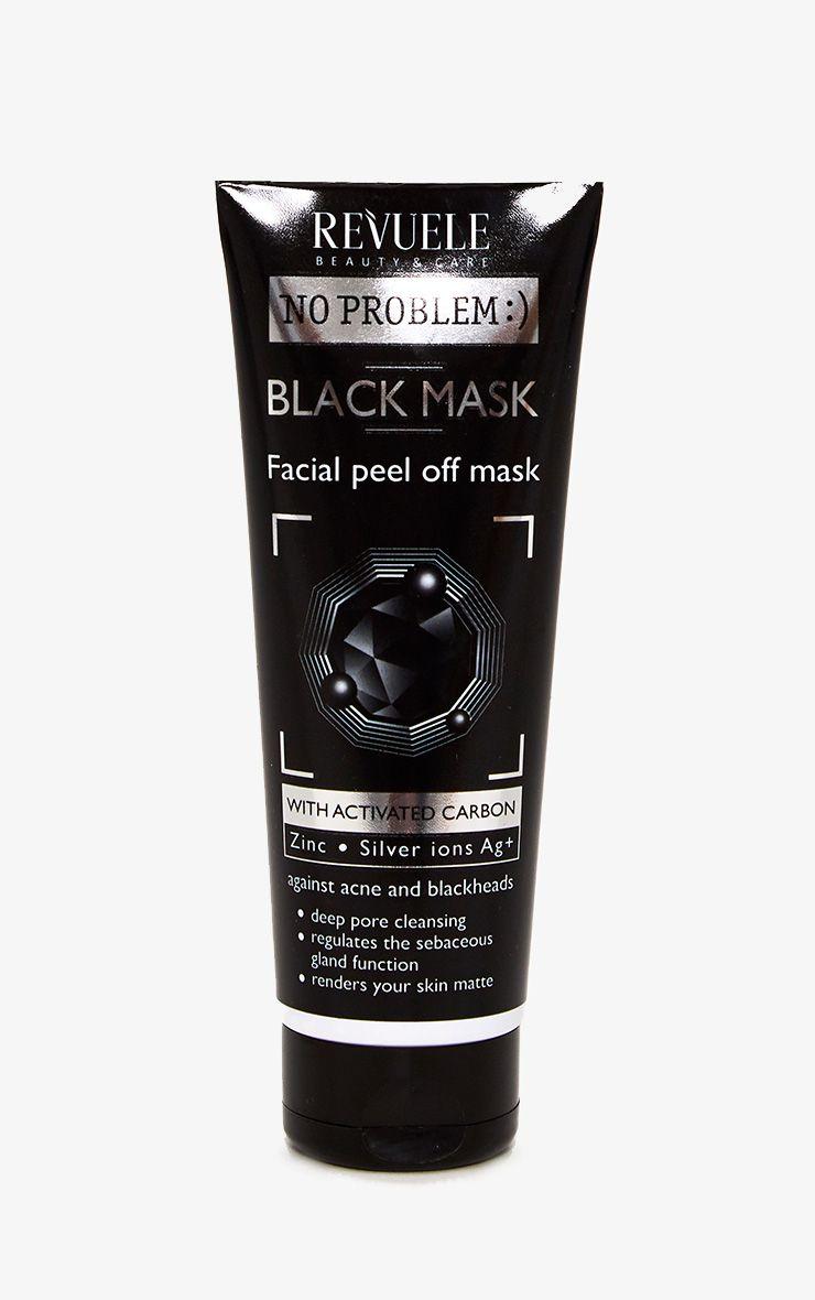 Masque peel-off charbon No Problem Revuele